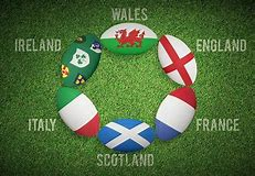 6 NATIONS RUGBY – SUPER SATURDAY