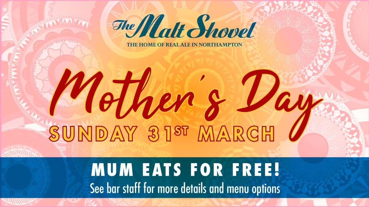 Mum eats for free this Mothers Day