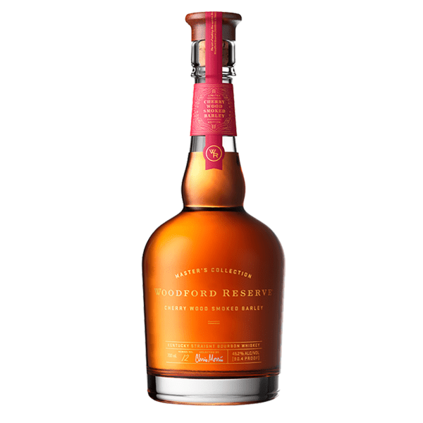 Bottle_Woodford Reserve Master's Collection Cherry Wood Smoked Barley_New