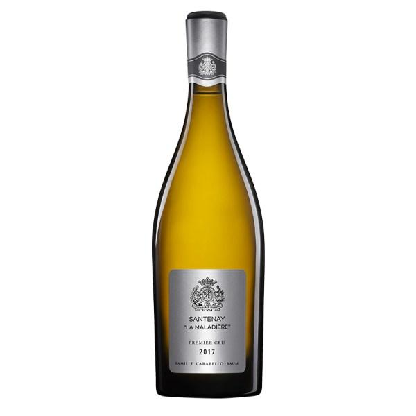 "Bottle_Château De Pommard - Santenay Premier Cru ""La Maladière"" 2017"