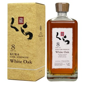 Bottle_Kura 8 Year Old White Oak Whisky - Box