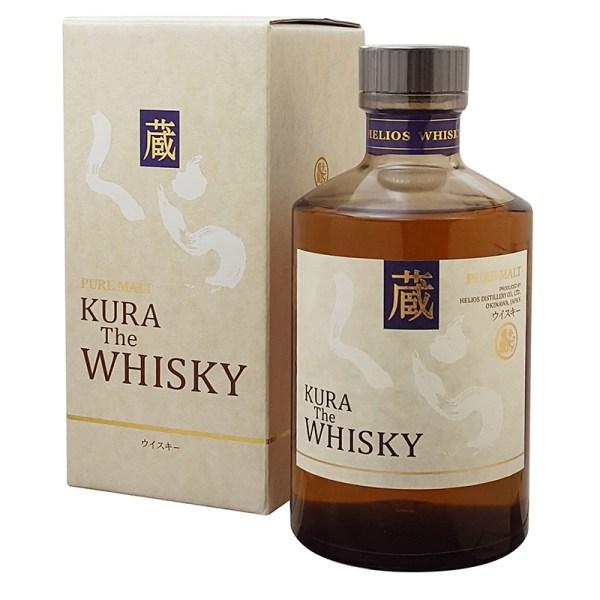 Bottle_Kura The Whisky Pure Malt Whisky Box