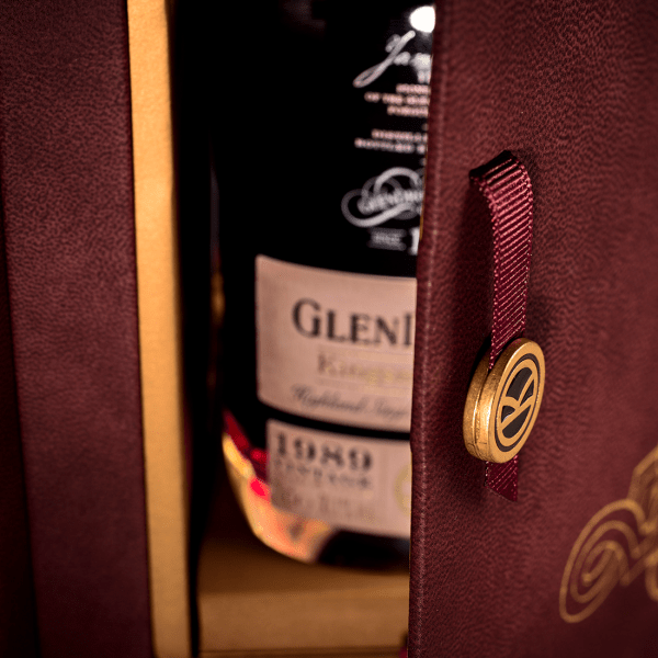 Bottle_The GlenDronach Kingsman Edition 1989 - S2