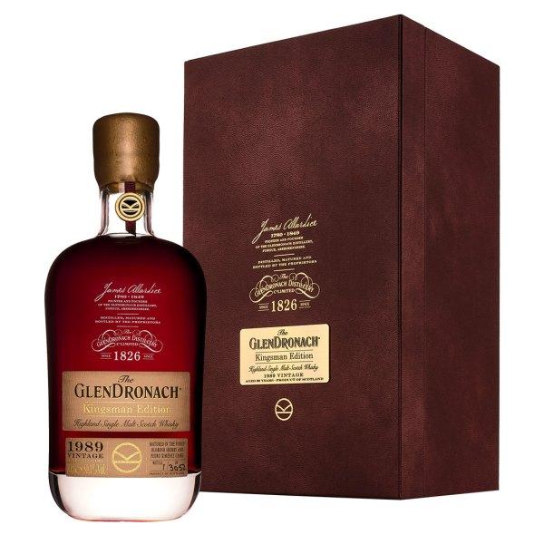 Bottle-The-GlenDronach-Kingsman-Edition-1989-Vintage-29-Years