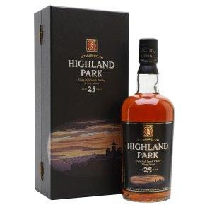 Bottle-Highland-Park-Aged-25-Years---Gift-Box