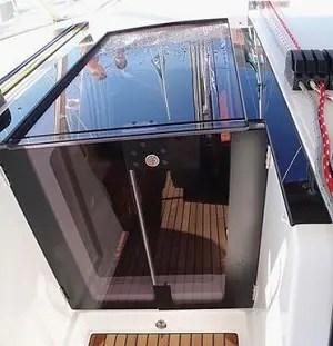 ハッチボード(ガラス)