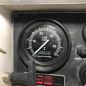 ヨットのエンジン寿命
