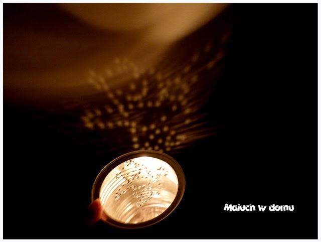 Lampion z puszki