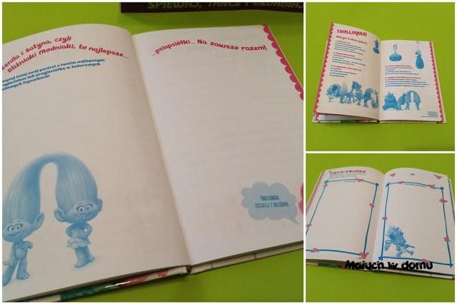 Trolle Mój wyczesany pamiętnik
