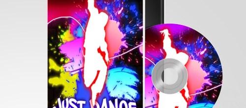DVD & USB Voorstelling 'Just Dance' 2019.
