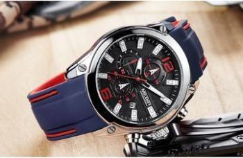 Relógio Megir Chronograph