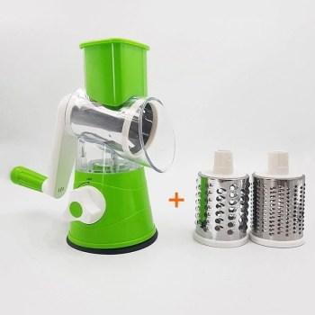 Ralador Slicer 3 em 1 Aço Inoxidável
