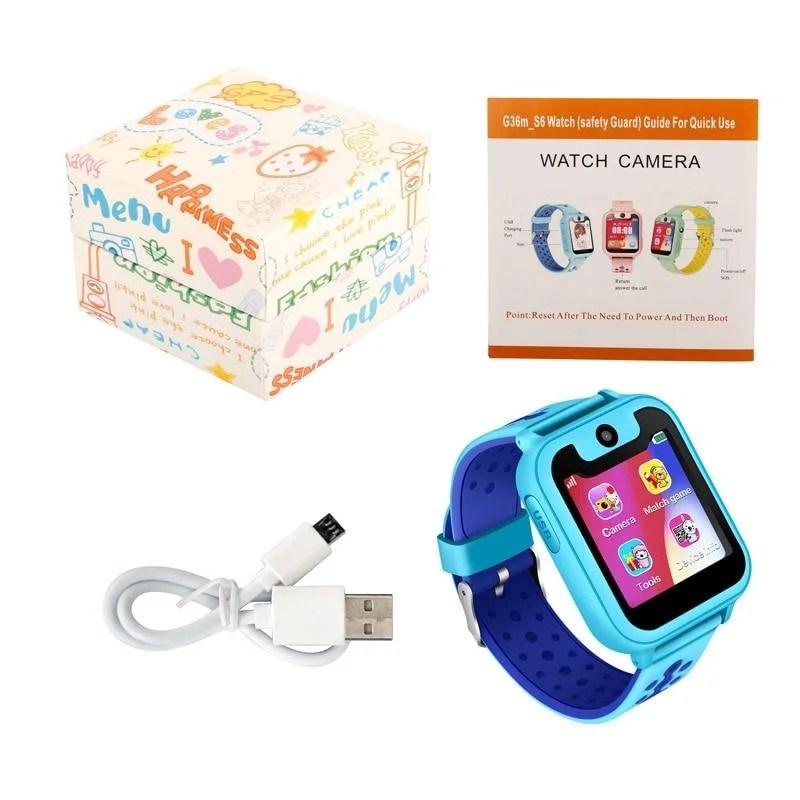 Relógio Gps Rastreador Para Crianças - Lançamento 2019