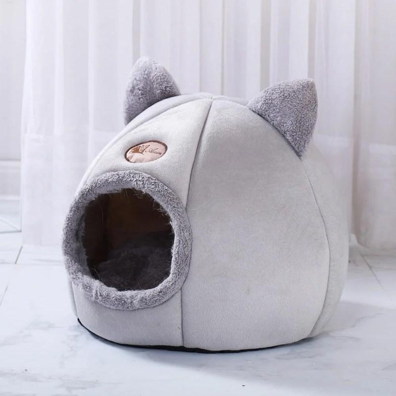 Cama Confortável Para Gatos