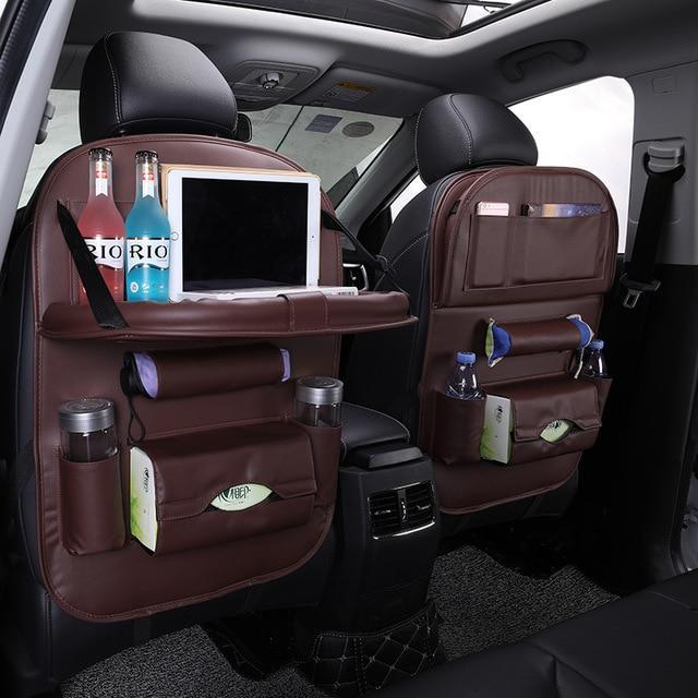 Multi-Pocket – Organizador Traseiro para Carro