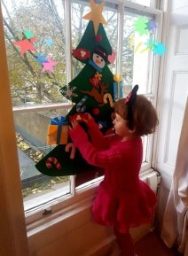 Patrycja O. review of Felt Christmas Snowman or Tree Set (Free Shipping!)