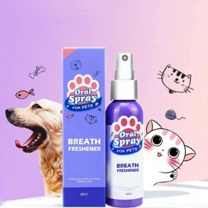 Spray Bom Hálito para Pets