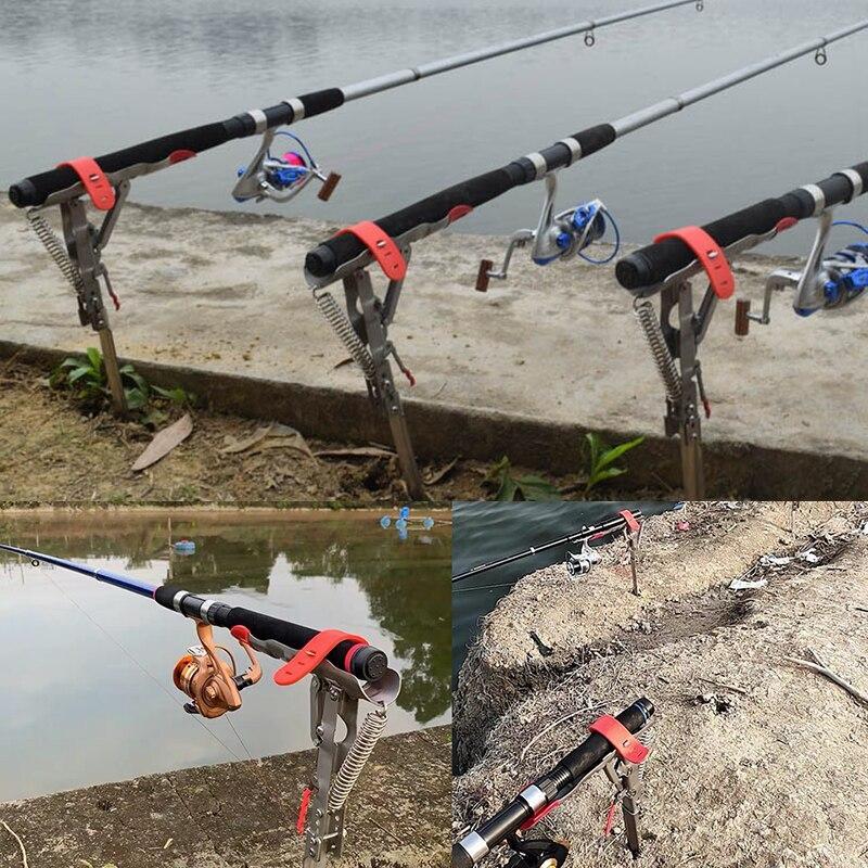 Suporte De Vara De Pesca Automático