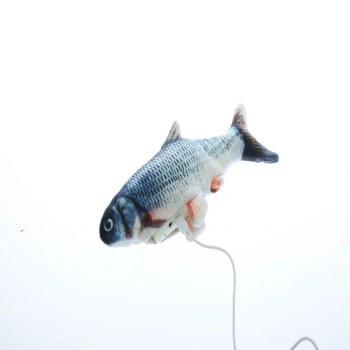 Peixe Interativo Para Gatos