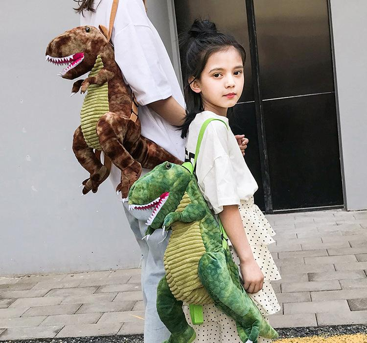 Mochila Do Dinossauro