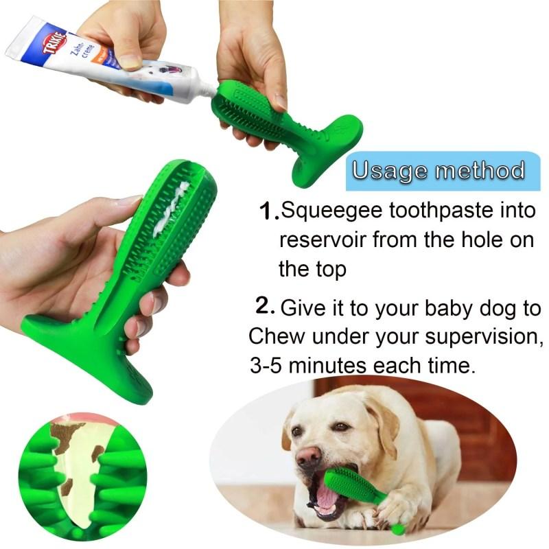 Dog Toothbrush - Escova De Dentes Para Animais