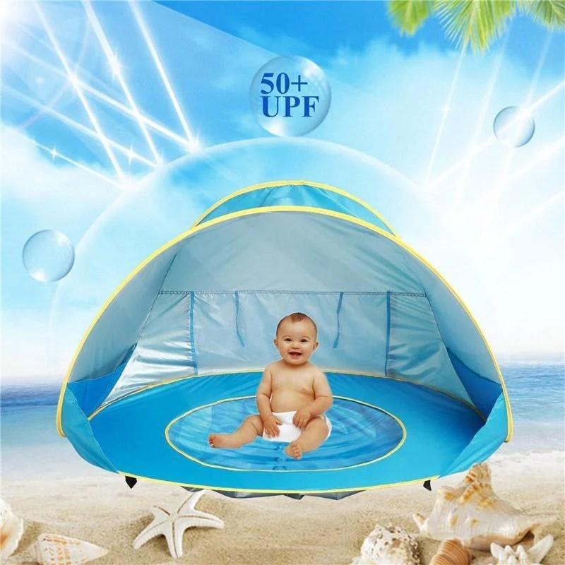 Barraca Portátil - Baby Pool