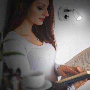 Luz de Leitura Para Motorhome