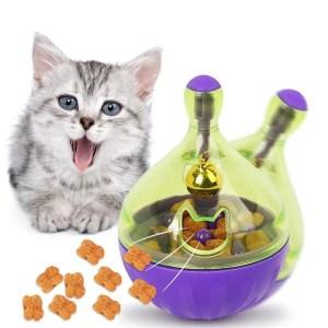 Comedouro Divertido para Gatos