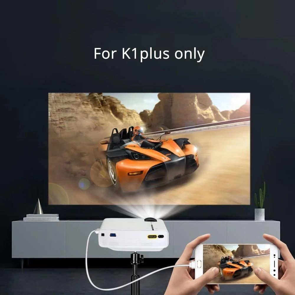 Projetor Portátil HD