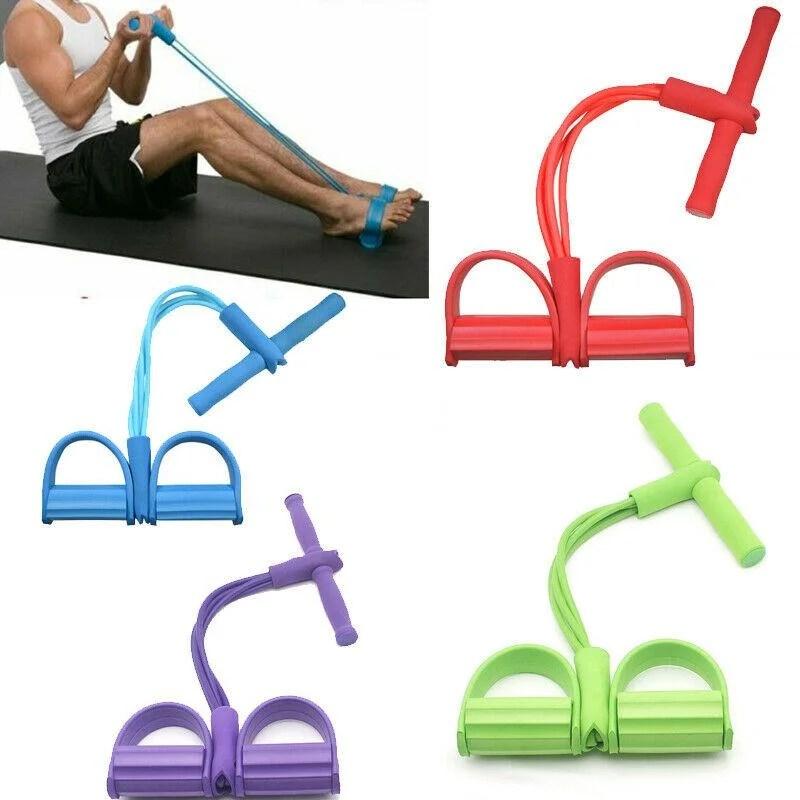 Elásticos Para Exercícios Físicos Multifuncional