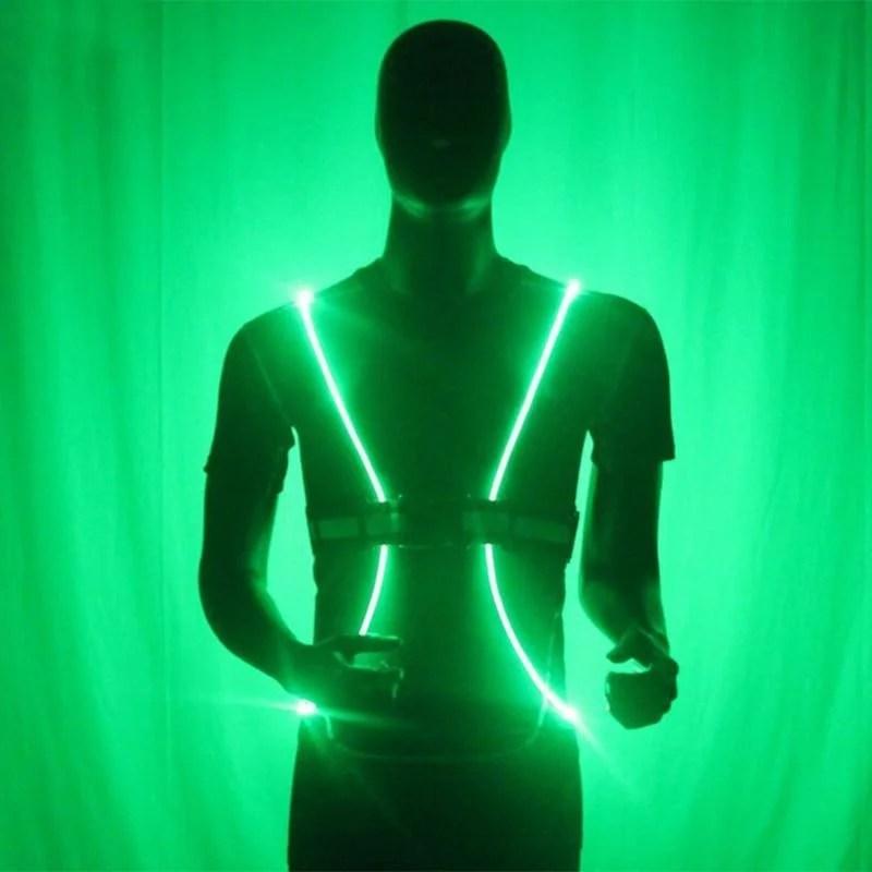 Colete Reflexivo Powerlight