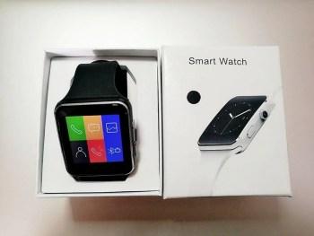 Relógio Smart c/ câmera