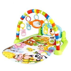 Tapete Interativo Bebê Feliz