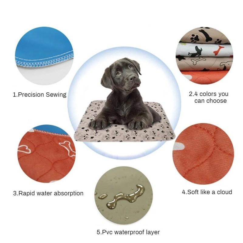 Tapete Higiênico Lavável Para Pet