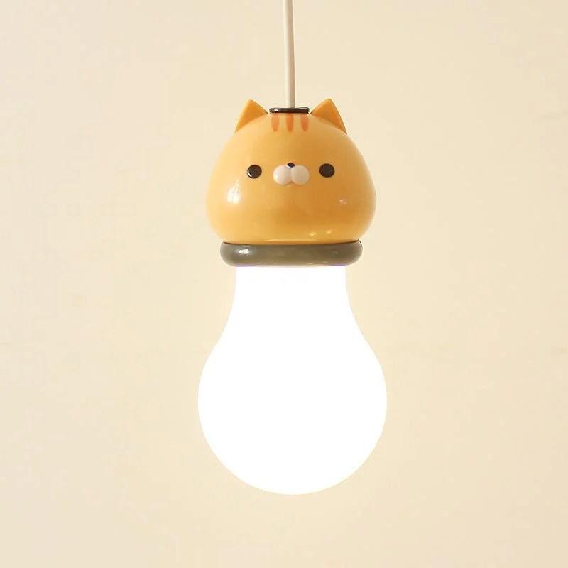 Luminária USB Gatinhos