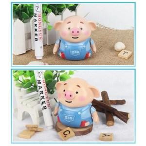 Brinquedo Educativo Porquinho e Caneta Criativa