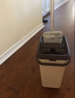 Joan N. review of 2019 NEW No-hand Washing Lazy Mop