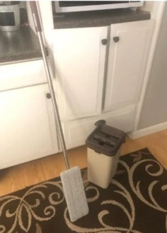 Faye W. review of 2019 NEW No-hand Washing Lazy Mop