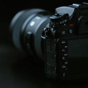 Câmeras e óptica