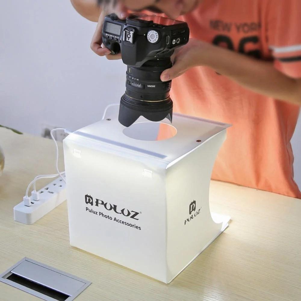 Photo Studio Box - Estúdio Fotográfico - PULUZ