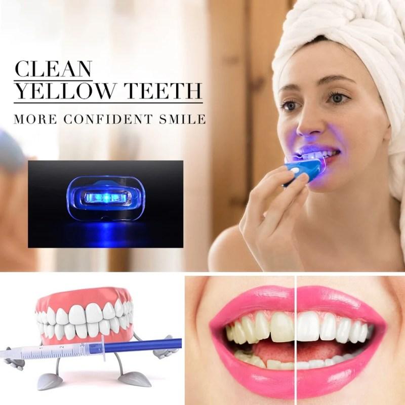 Kit de Clareamento Dental 44% peróxido