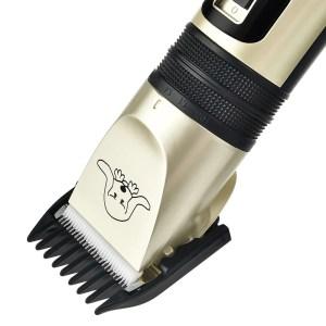 Máquina de Cortar Cabelo para Animais de Estimação