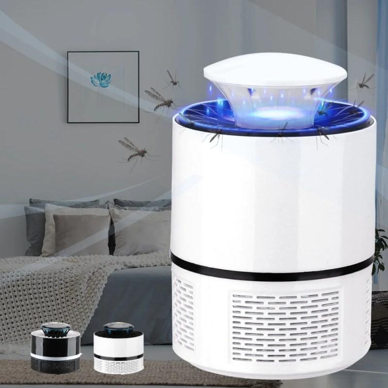 Lâmpada Elétrica Repelente de Mosquitos USB