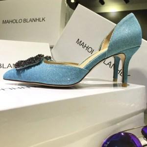 Sapato com Pedrarias Elegante