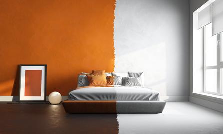 Wybór koloru farby do mieszkania - 4 popularne błędy