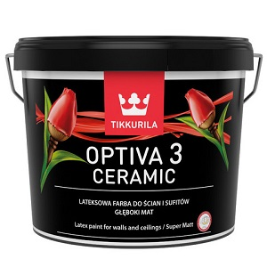 Tikkurila Optiva Ceramic 3