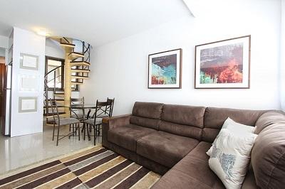Przestrzeń w małym mieszkaniu