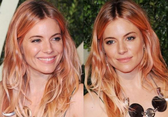 loiro rosé desponta como uma das possibilidades do cabelo de verão. É mais indicado para quem aposta no estilo alternativo. Foto/reprodução Zinco