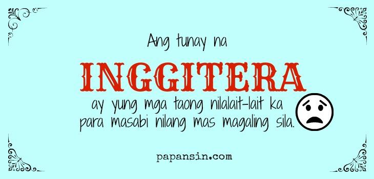 Hugot Tagalog Kaibigan Sa Patama Lines