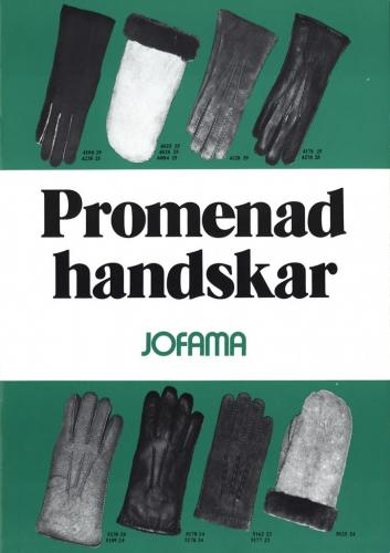 Jofama Handskar 0474